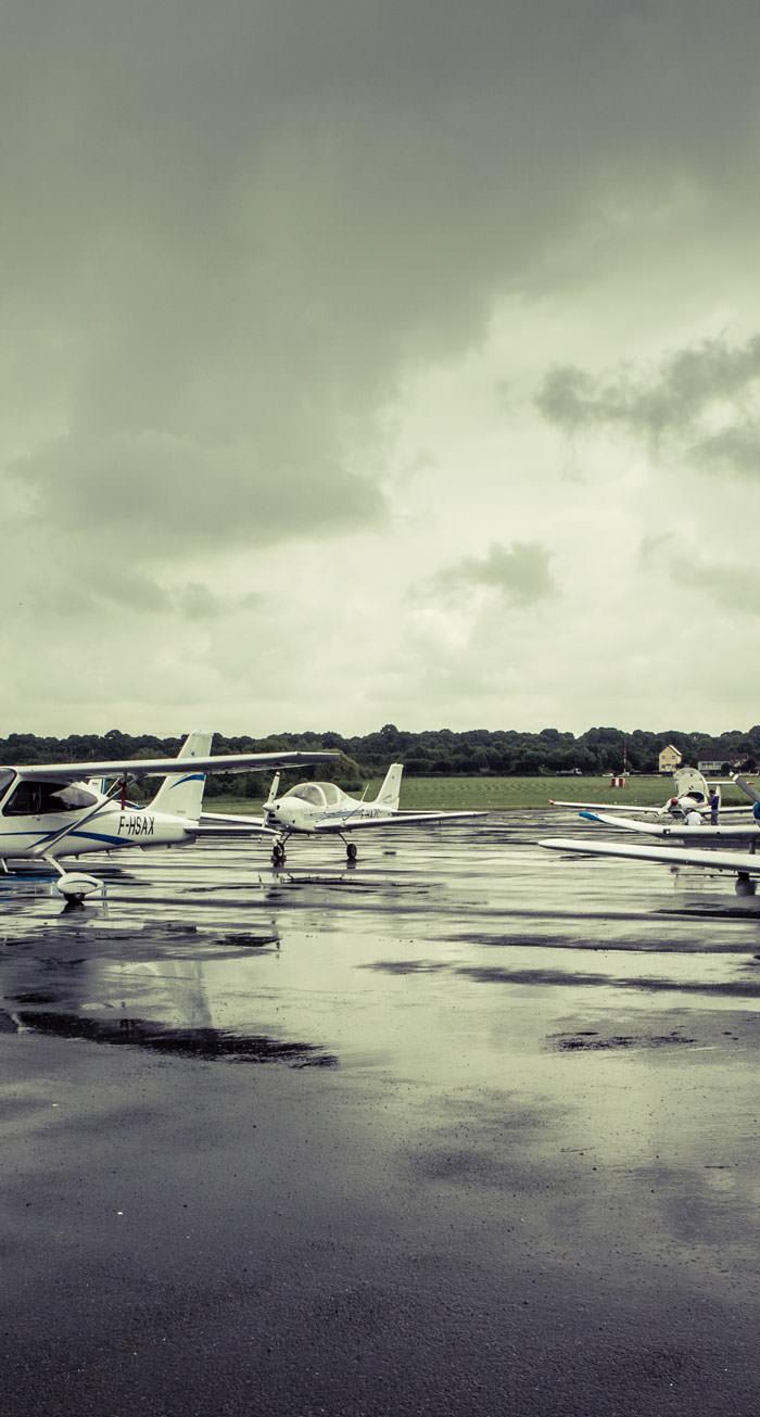 flotte avions voyage aeroclub proche paris